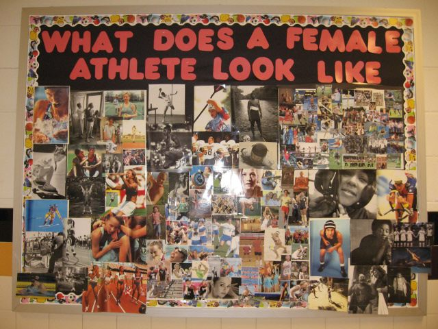 What Does A Female Athlete Look Like? Image