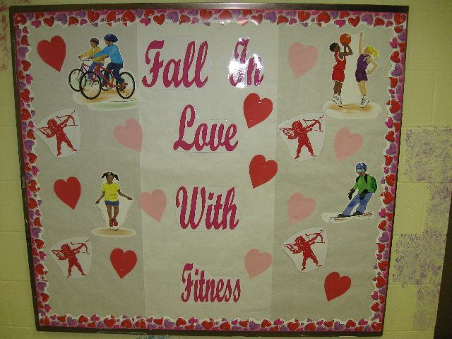 Fall In Love With Fitness (Valentine's Day) Image