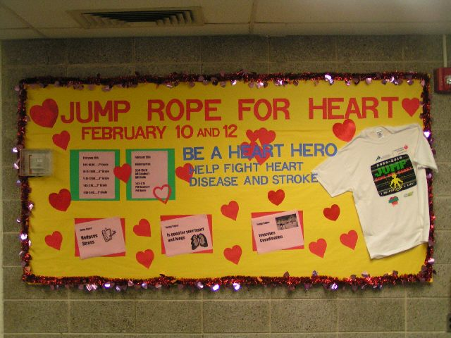 Jump Rope for Heart- Be a Heart Hero Image