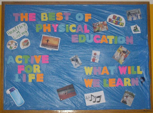 The Best of Physical Education Image