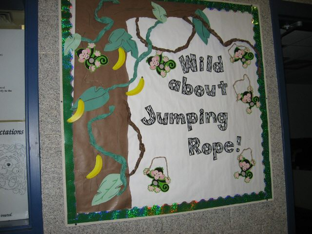 WILD ABOUT JUMPING ROPE Image