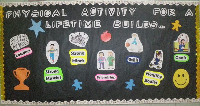 Physical Activity for a Lifetime Image