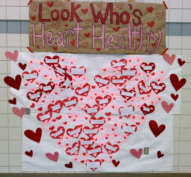 Look Who's Heart Healthy Image