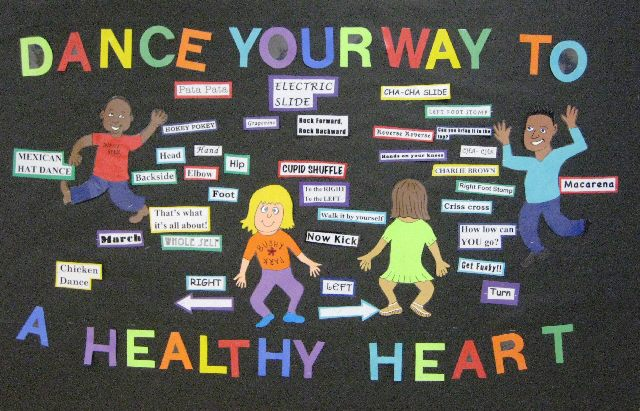 Way Dance Dance Your Way to a Healthy