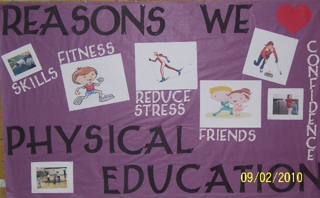 Why We Love Physical Education Image