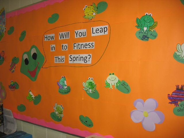 Leap in to Fitness Image