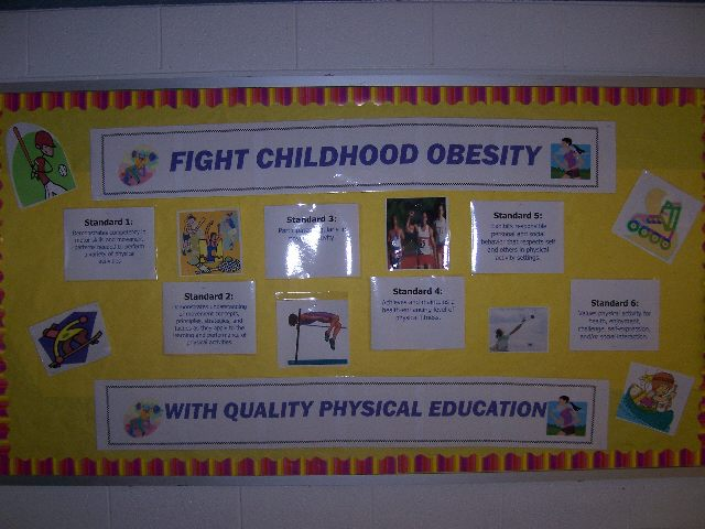 Fight Childhood Obesity with Quality Physical Educ Image