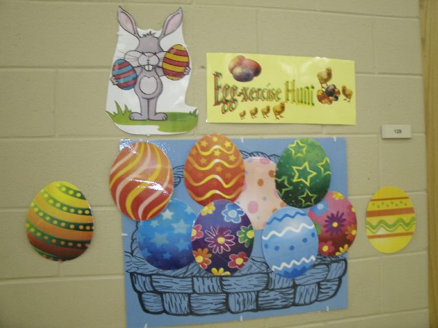 Egg-xercise Hunt (Easter) Image