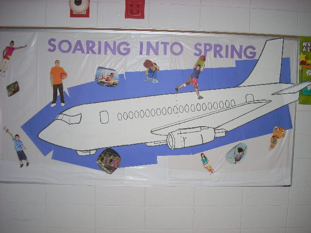 Soaring into Spring Image