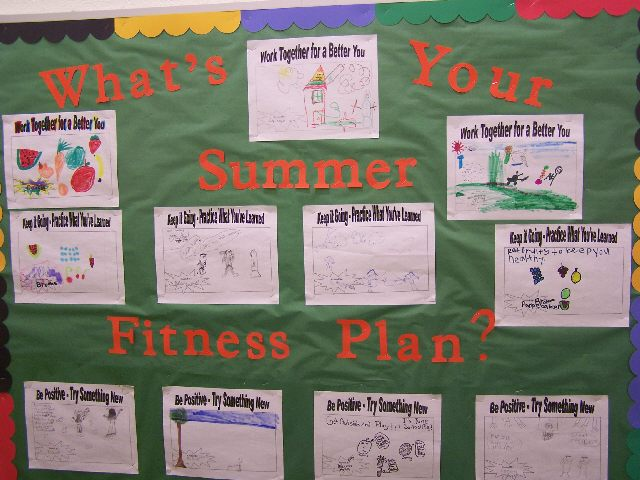 Summer Fitness Plan Image