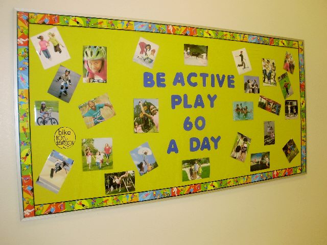 Be Active 60 a Day Image