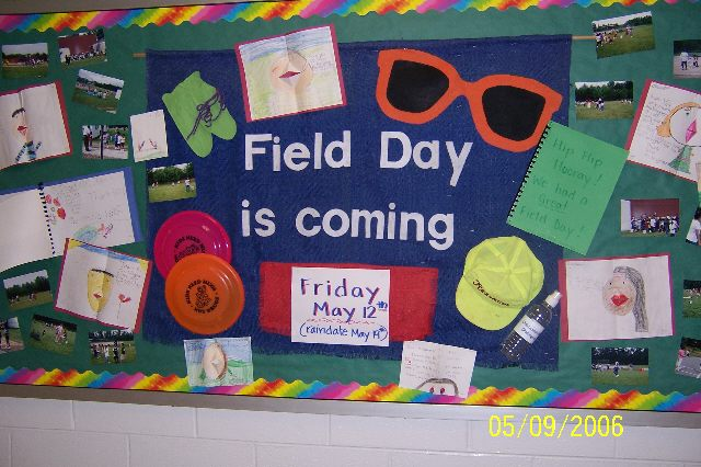 Field Day is Coming Image