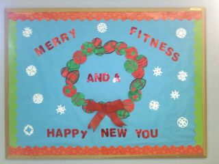 Merry Fitness and a Happy New You (Winter) Image