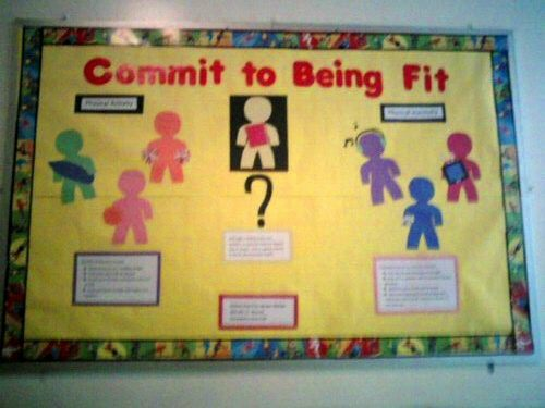 Commit to Being Fit Image