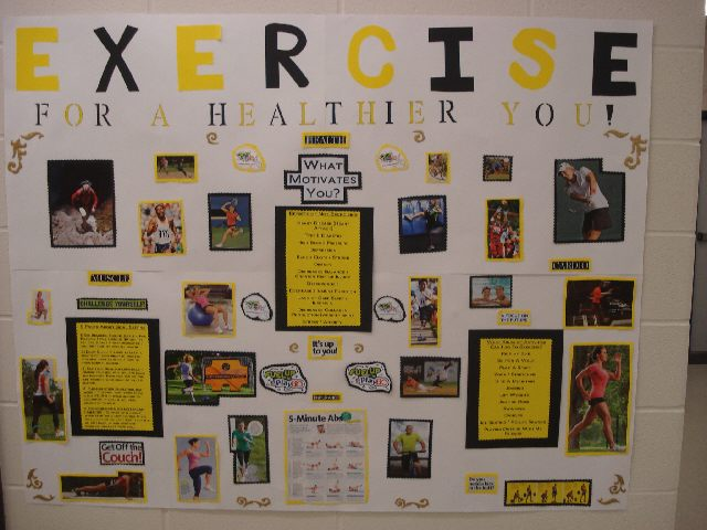 Exercise - For A Healthier You! Image