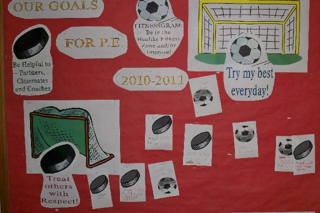 Our Goals For PE Image