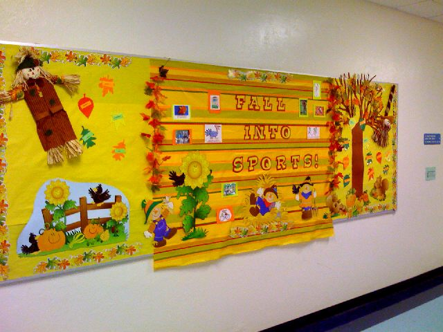 Autumn Bulletin Board Titles http://www.pecentral.org/BulletinBoard/ViewBulletinBoard.asp?ID=1319