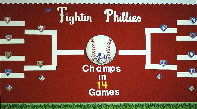 Fightin Phillies Road to the World Series! Image