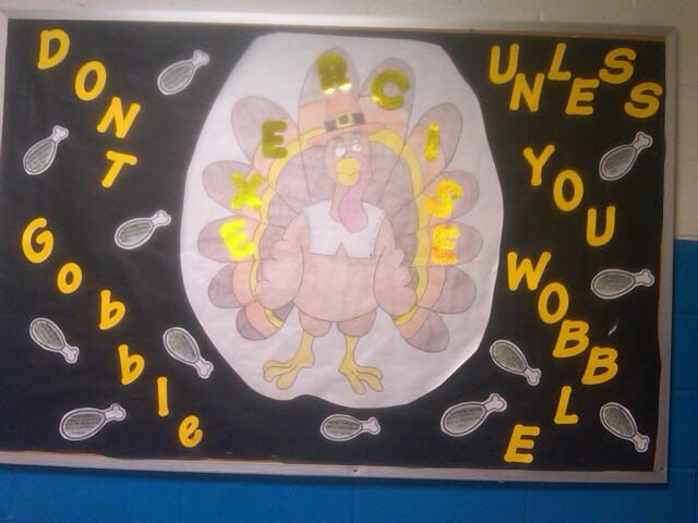 Dont Gobble Unless You Wobble (Thanksgiving) Image