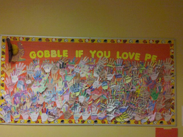 Gobble If You Love P.E. (Thanksgiving) Image