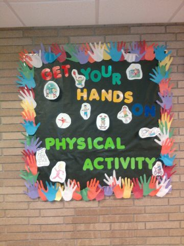 Get your hands on PHYSICAL ACTIVITY Image