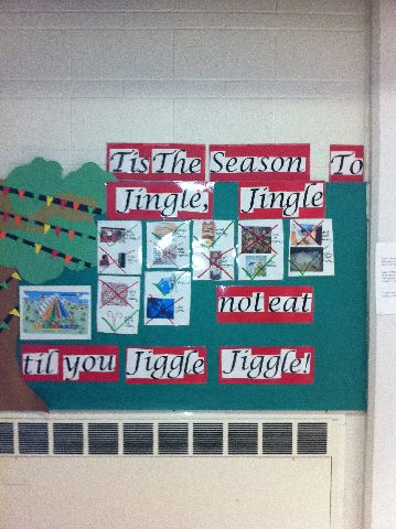 Tis the Season to Jingle Not Jiggle (Winter) Image