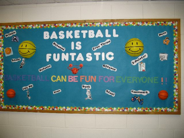 Basketball is Funtastic Image