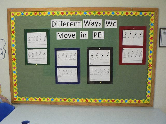 Different Ways We Move in PE! Image
