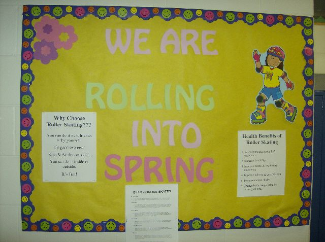 Rolling into Spring Image