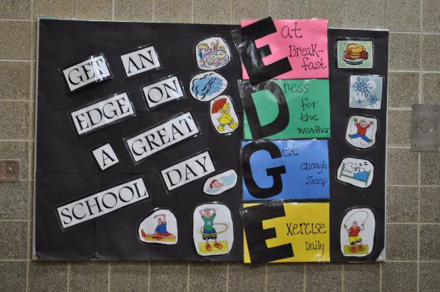 Get an E.D.G.E. on a great school day Image