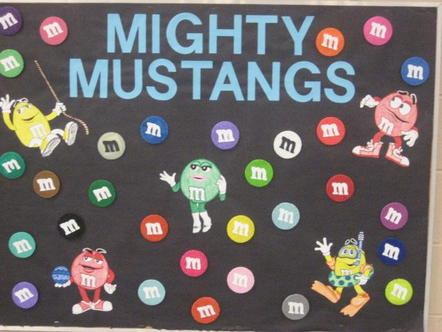 Mighty Mustangs Activity Incentives Image