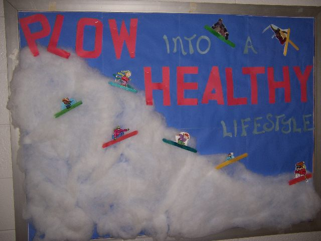 Snow Plow into a Healthy Lifestyle Image