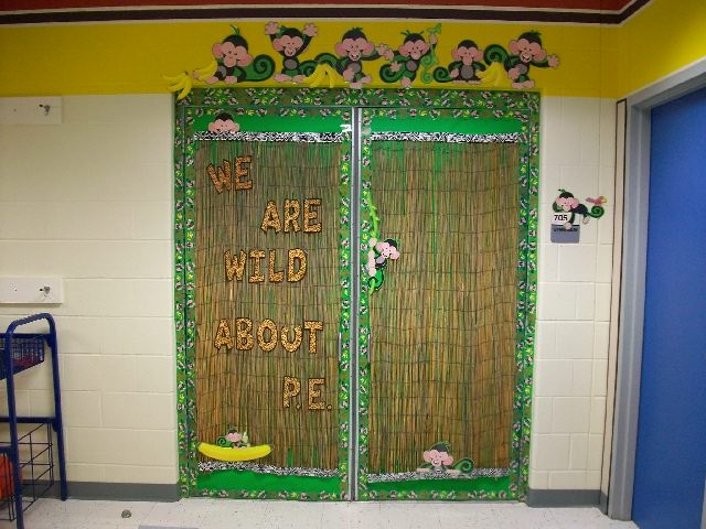 WE ARE WILD ABOUT PE Image