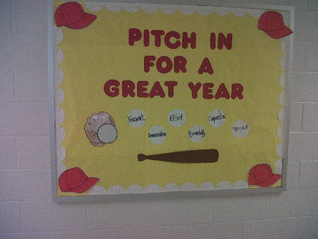Pitch In for a Great Year! Image