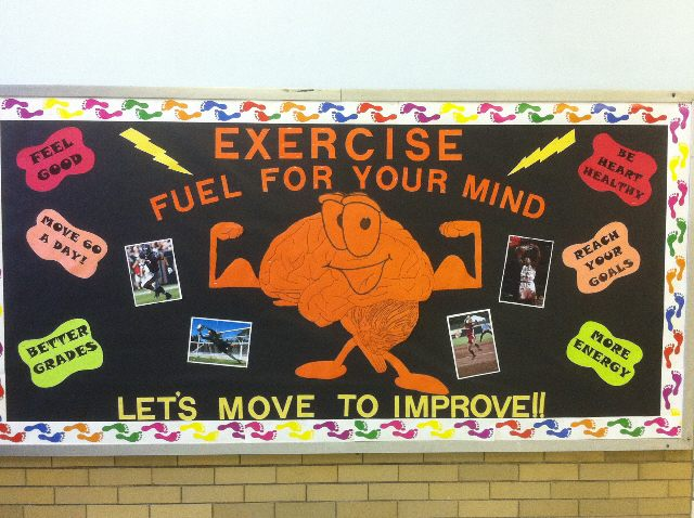 Exercise - Fuel For Your Mind Image