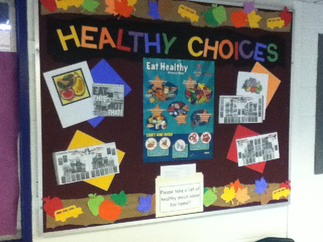Healthy Choices Image