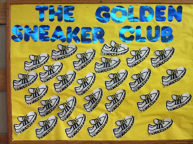 The Golden Sneaker CLub Image