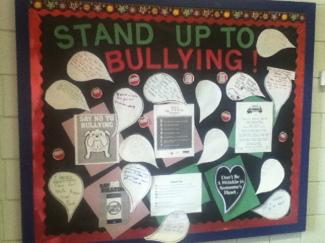 Stand Up To Bullying Image