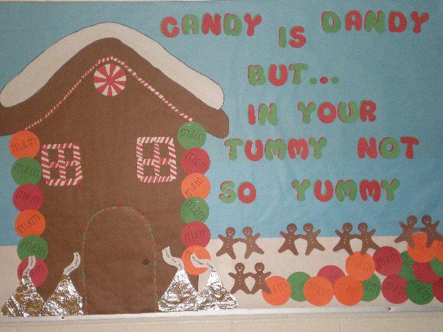 Christmas Bulletin Board Ideas Preschool Healthy christmas image