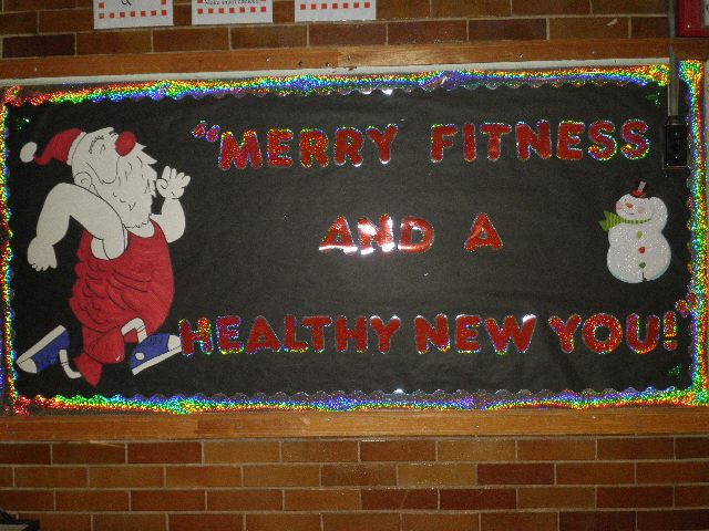 Merry Fitness and A Healthy New You! (Christmas) Image