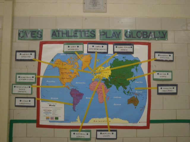 CVES Athletes Play Globally Image