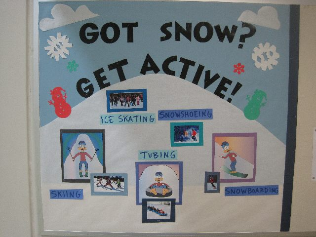 Got Snow? Get Active! Image