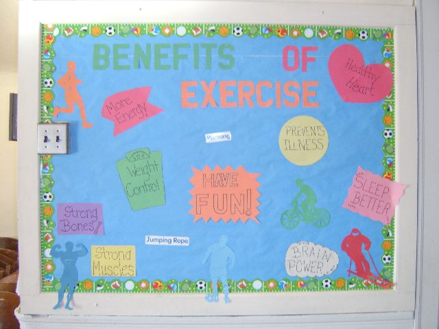 Benefits Of Exercise. Benefits of Exercise Image