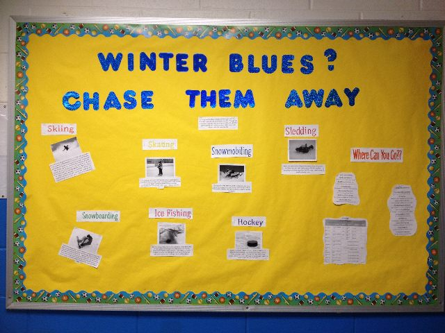 Bulletin Board Ideas For January Vbkzblj