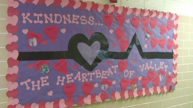 Classroom Door Decoration Ideas For Valentines ~ Pec bulletin boards for physical education