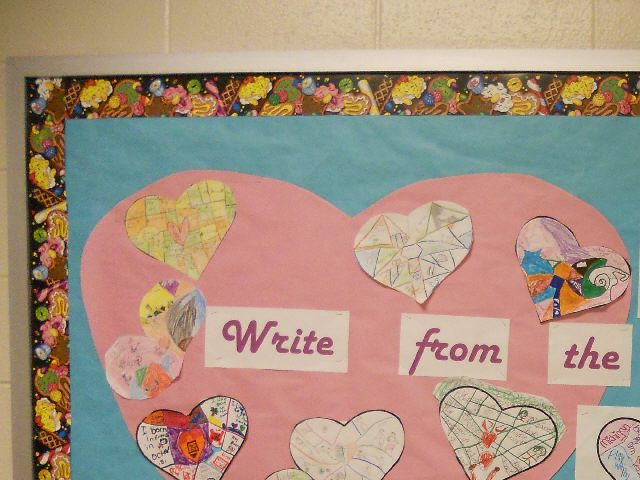 Write from the Heart Image
