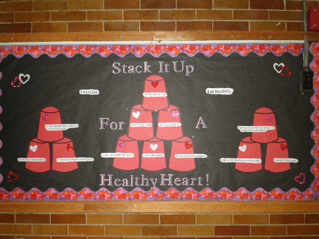 Stack It Up For A Healthy Heart Image