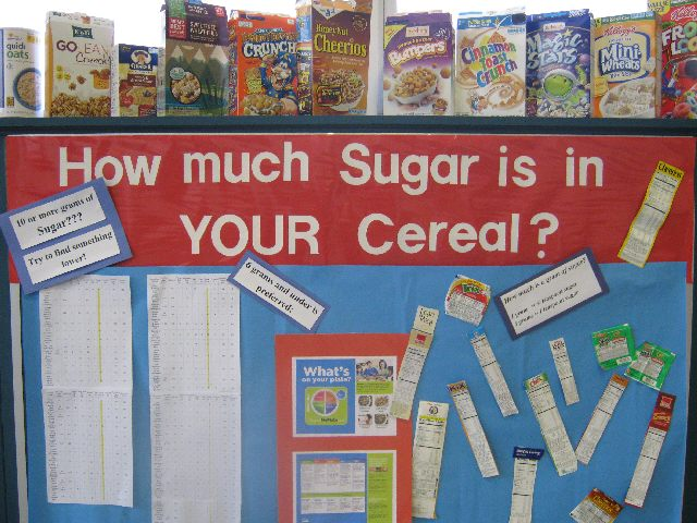 How Much Sugar is In YOUR Cereal? Image