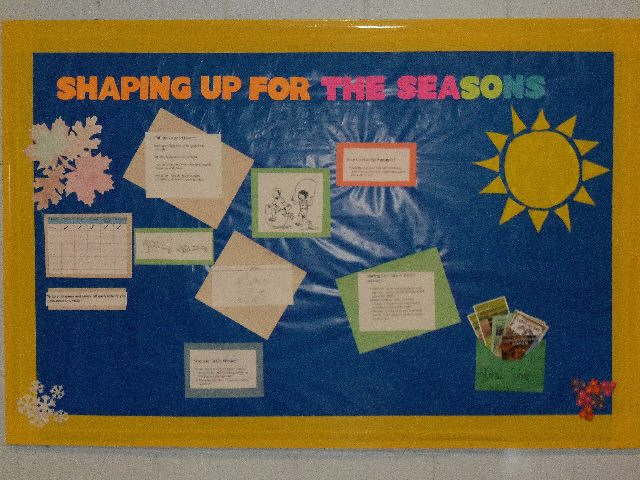 Shaping up for the Seasons Image