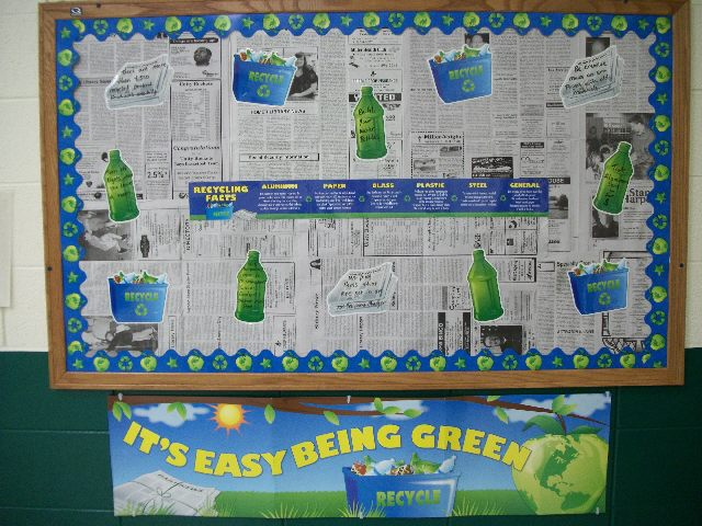 Collaborative Classroom Examples ~ Pec bulletin boards for physical education